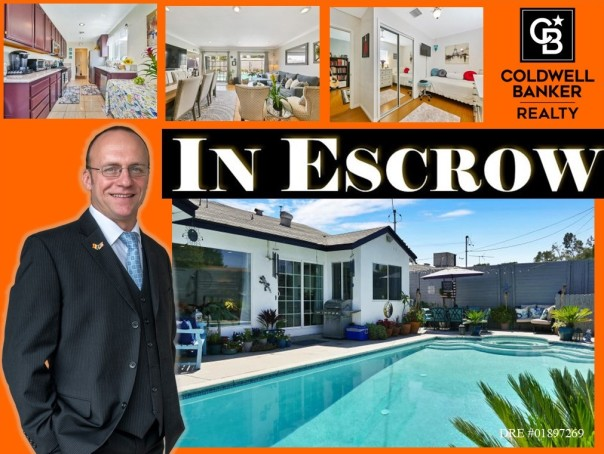 in escrow 12521 Stagg St NOHO facebook